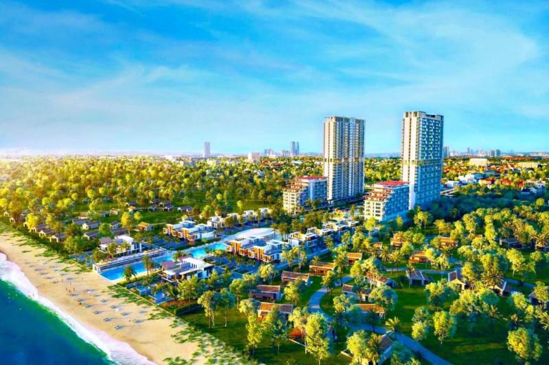 Aria Đà Nẵng Hotel & Resort cân bằng thị trường bất động sản nghỉ dưỡng