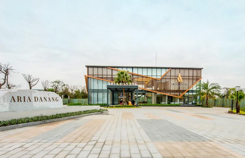Căn hộ mẫu dự án Aria Đà Nẵng Hotel & Resort