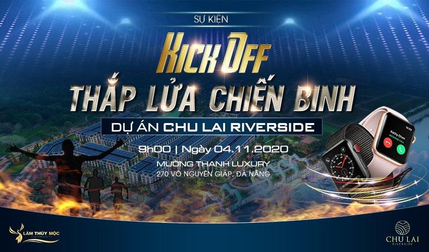 kickoff chu lai riverside