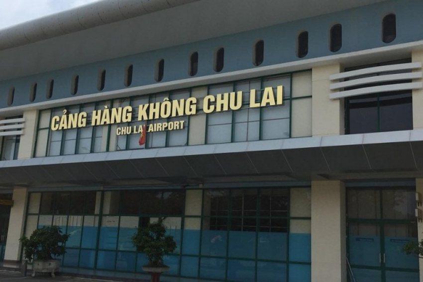 Nâng cấp sân bay Chu Lai trở thành sân bay quốc tế