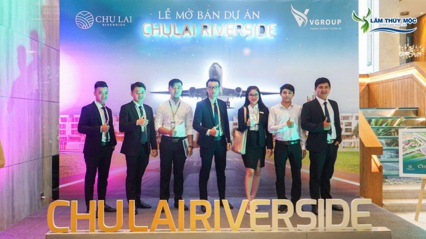 Lâm Thủy Mộc 'chiến thắng' trong lễ mở bán dự án Chu Lai Riverside