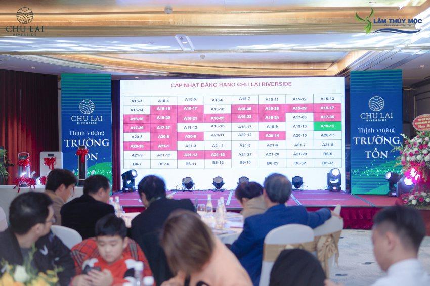 Lễ mở bán dự án Chu Lai Riverside ngày 17/1/2021