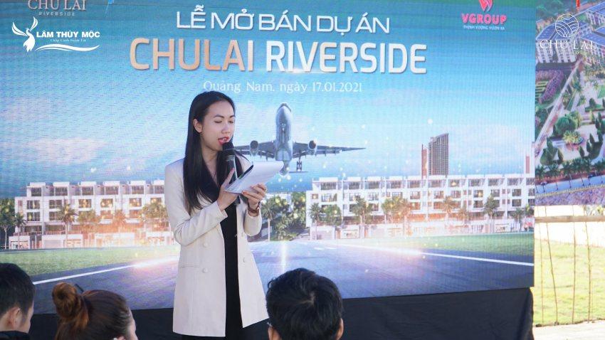 Tiếp sóng trực tiếp lễ mở bán tại Chu Lai - Quảng Nam