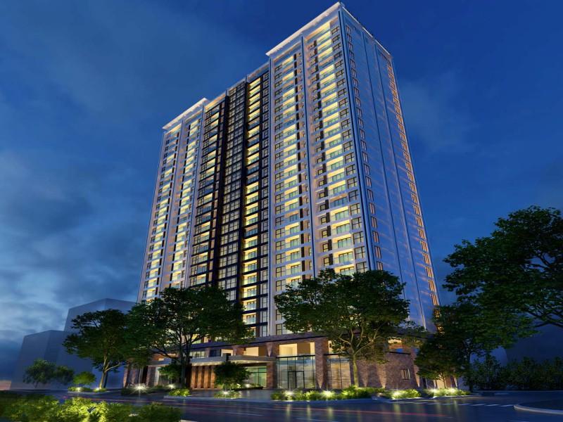 Phối cảnh căn hộ Hiyori Garden Tower  Đà Nẵng