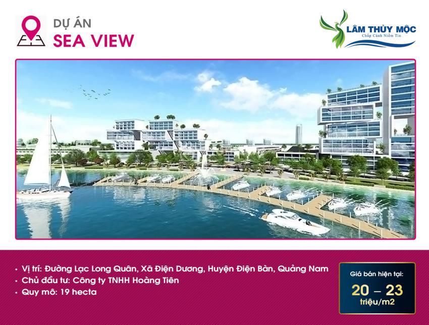 Dự án khu đô thị Sea View