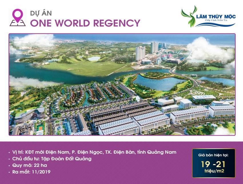 Dự án One World Regency