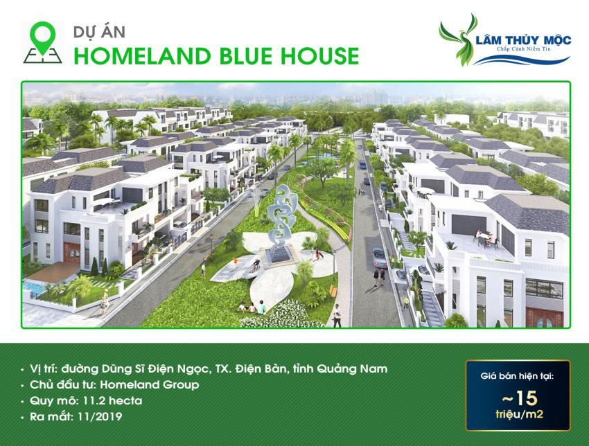 Dự án Homeland Blue House