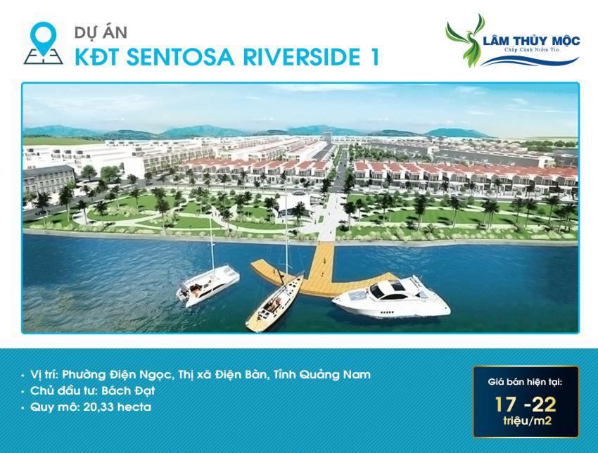 Khu đô thị Sentosa Riverside 1