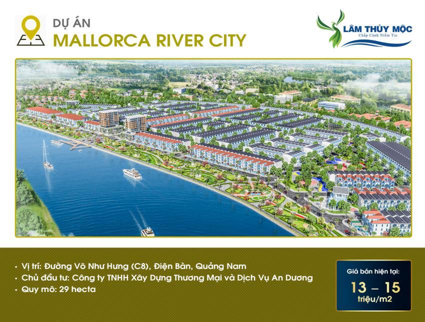 Dự án Mallorca River City