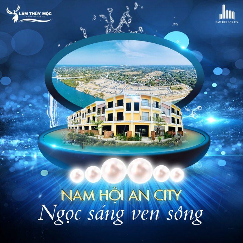 Nam Hội An City - Ngọc sáng ven sông Thu Bồn