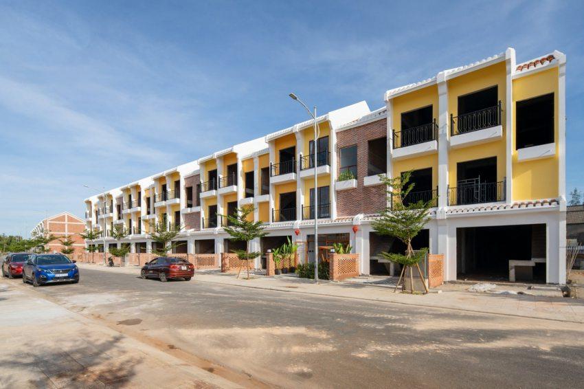 Nhà ở thấp tầng - hút sóng đầu tư