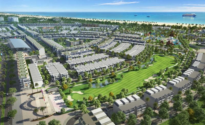 Nhơn Hội New City - dự án đất nền ven biển có sổ đỏ
