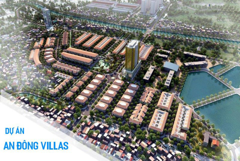 cach an dong villas khoang 3km