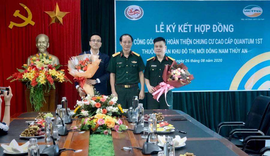 The First Minh Linh - 'hậu thuẫn' bởi những đơn vị chiến lược