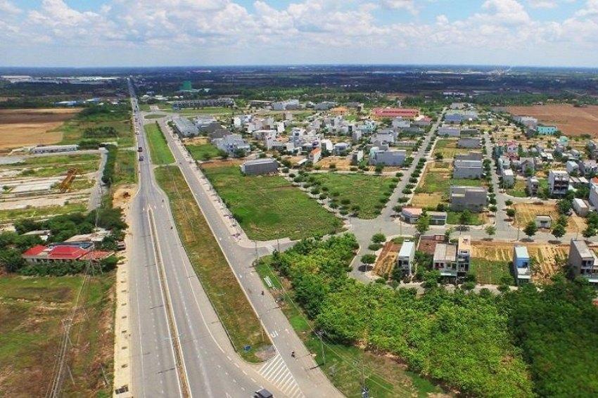 Dự án đất nền Trường Xuân sở hữu vị trí đắc địa