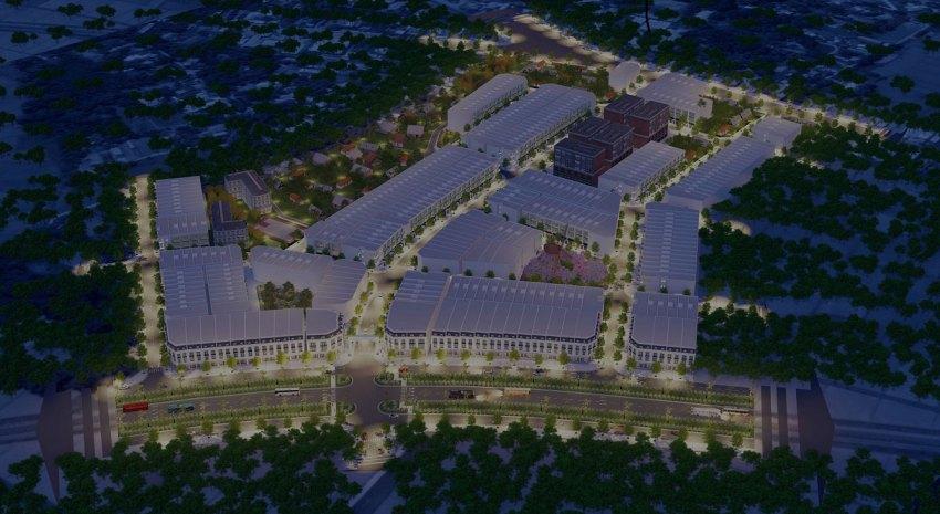 Tam Kỳ Central City - dự án sắp ra mắt tại thị trường Tam Kỳ