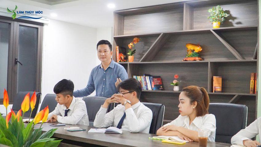 Buổi 2 - đào tạo tư duy người trẻ và bất động sản