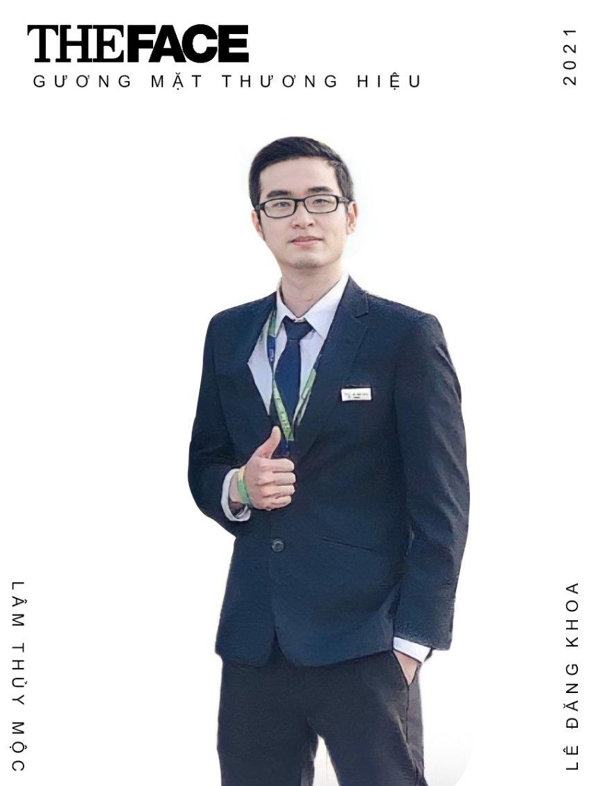 Lê Đăng Khoa - gương mặt thương hiệu của LTM