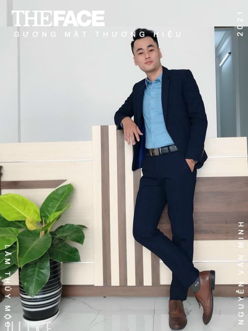 Nguyễn Văn Minh - anh Trưởng chi nhanh Huế 'Nhiệt thành'