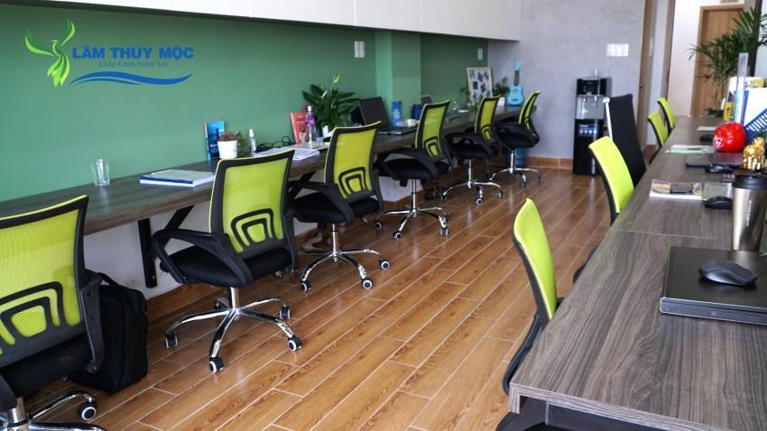 Cho thuê văn phòng ảo tại Lâm Thủy Mộc đa dạng không gian sinh hoạt