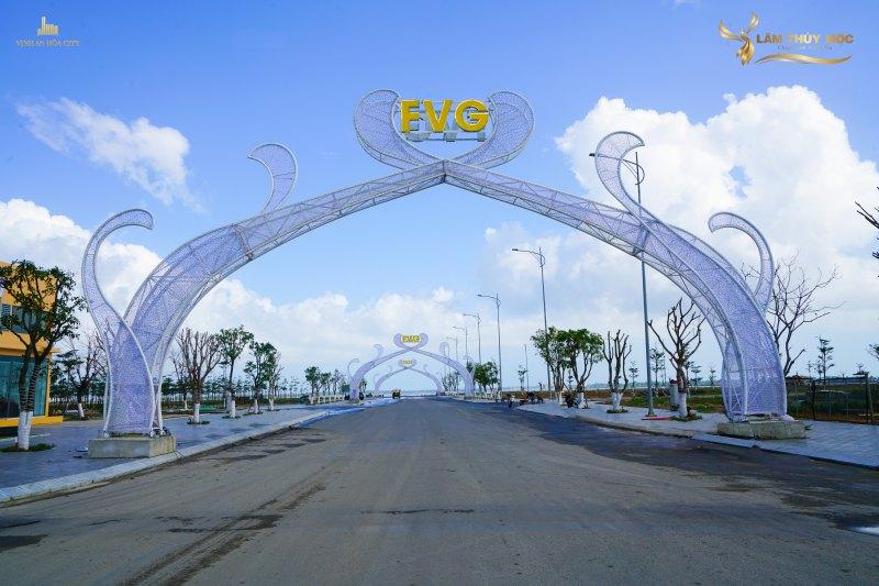 FVG - chủ đầu tư dự án Vịnh An Hòa
