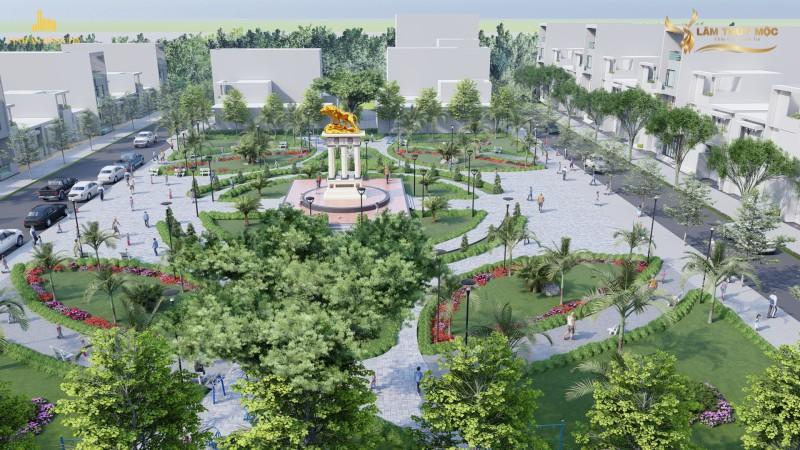 Vinh An Hòa kiến tạo không gian sống xanh cho cư dân