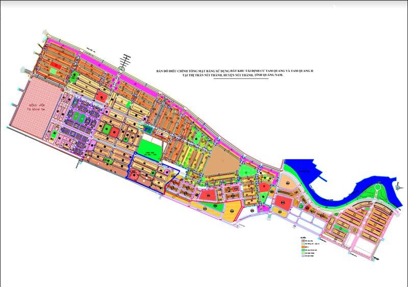Quy hoạch dự án Vịnh An Hòa đạt chuẩn các tiêu chí khu đô thị sinh thái